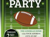 Super Bowl Party Invitation Wording Super Bowl Party Invitation Template Oxsvitation Com