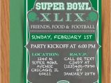 Super Bowl Party Invitations Free Printable Chalkboard Super Bowl Invitation Editable by Mydiydesigns
