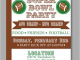 Super Bowl Party Invitations Free Printable Pinterest the World S Catalog Of Ideas