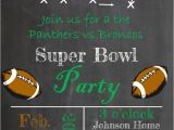 Super Bowl Party Invites Super Bowl Party Invitations 2018 Football