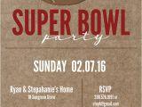 Super Bowl Party Invites Super Bowl Printable and Invitation Free Printable
