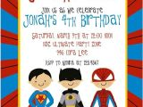Superhero Birthday Invitations Templates Free 7 Best Of Marvel Super Hero Invitations Free