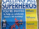 Superhero Birthday Invitations Templates Free Superhero Newspaper Birthday Invitation the Scrap Shoppe