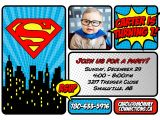 Superman Baby Shower Invitation Template Invite Superman Carter 2 2100×1500