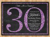 Surprise 30th Birthday Invitation Wording 20 Interesting 30th Birthday Invitations themes Wording