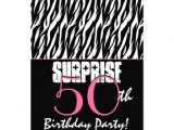 Surprise 50th Birthday Party Invites Surprise 50th Birthday Party Invitations