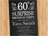 Surprise 60 Birthday Party Invitations 15 Surprise Birthday Invitations Free Psd Vector Eps