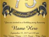 Surprise 75th Birthday Invitation Templates 75th Birthday Invitations 50 Gorgeous 75th Party Invites