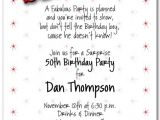 Surprise Anniversary Party Invitation Wording 8 Best Images Of Surprise 50th Birthday Invitations