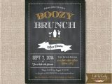 Surprise Birthday Brunch Invitations Chalkboard Bridal Brunch Invitation Birthday Party