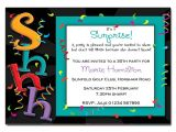 Surprise Birthday Invitations Uk Surprise Party Invitation Surprise Party Invitation Best