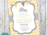 Surprise Gender Baby Shower Invitations Baby Shower Invitation Gender Neutral Surprise by