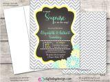 Surprise Gender Baby Shower Invitations Surprise Gender Neutral Baby Shower Invitation by