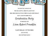 Surprise Graduation Party Invitation Wording Lovely College Graduation Party Invitations Wording for