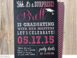 Surprise Graduation Party Invitations Graduation Invitation Surprise Party Invitation Graduation