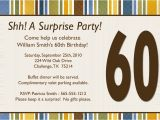 Surprise Party Invitation Template Surprise Birthday Invitation Wording Template