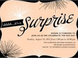 Surprise Party Invitations Ideas 75th Birthday Invitations 50 Gorgeous 75th Party Invites