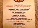 Survivor Party Invitations Nolan 39 S 10th Birthday Party A Survivor theme Parties