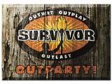 Survivor Party Invitations Quot Survivorblowstribe Time to Vote S30 Finale Quot Stop War