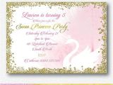 Swan themed Baby Shower Invitations 10 Best Swan B Day Images On Pinterest