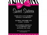 Sweet 16 Party Invitation Templates Free Sweet 16 Birthday Invitations Templates Cloudinvitation Com