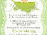 Sweet Pea Baby Shower Invitations Sweet Pea Baby Shower Invitations