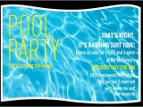 Swimming Party Invitation Template Free Pool Party Invitation Template 38 Free Psd format