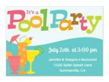 Swimming Pool Party Invitation Free Template 8 Sample Best Pool Party Invitations to Download Sample