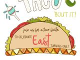 Taco Party Invitation Template event Lucky event Planning Tips and Trends