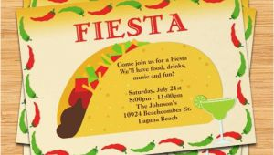 Taco Party Invitation Template Fiesta Taco Party Invitation by eventfulcards On Etsy
