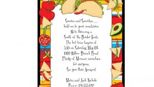 Taco Party Invitation Template Taco Party Invitation Sheets