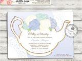 Tea Party Baby Shower Invitation Templates 41 Tea Party Invitation Templates Psd Ai Free