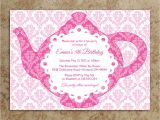Tea Party Baby Shower Invitation Templates Template Mad Hatter Tea Party Baby Shower Invitations
