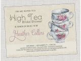 Tea Party Bridal Shower Invitations Vistaprint Baby Shower Invitation New Tea Party themed Baby Shower