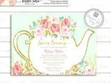 Tea Party Invitation Template Free Tea Party Invitation Templates Free – Meichu2017