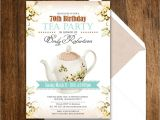 Tea Party Invitation Wording for Adults Chandeliers Pendant Lights