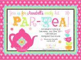 Tea Party Invite Wording Tea Party Invitation Quotes Quotesgram