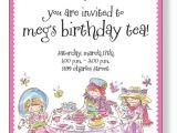 Tea Party Invite Wording Tea Party Princess Invitation orderecigsjuice Info