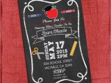 Teacher Graduation Invitations Graduation Party Invitations 8 Design Template Sample