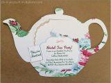Teapot Bridal Shower Invitations 84 Best Images About Diy Bridal Shower Invitations On