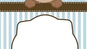 Teddy Bear Baby Shower Invitations Free Create Teddy Bear Baby Shower Invitations Printable