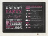 Template for Bachelorette Party Invitations Bachelorette Invitation Bachelorette Party Invitation