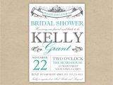 Template for Bridal Shower Invitations Bridal Shower Invitations Bridal Shower Invitations Free