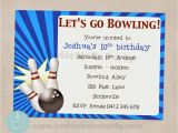 Ten Pin Bowling Party Invitations Invite Me to Party Ten Pin Bowling Party Bowling Party