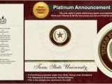 Texas A&m Graduation Invitations Texas State University Graduation Announcements Texas