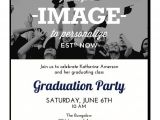 Texas A&m Graduation Party Invitations Free Graduation Party Invitation Templates for Word