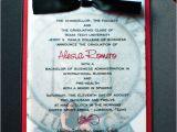 Texas State University Graduation Invitations Texas Tech University Graduation Alesia Romero Lubbock