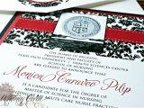 Texas Tech Graduation Invitations Texas Tech University Health Sciences Center Graduation