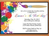 Text for An Invitation for A Birthday Party Birthday Party Invitations