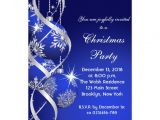 Text for Holiday Party Invitation Elegant Holiday Christmas Party Invitation Card
